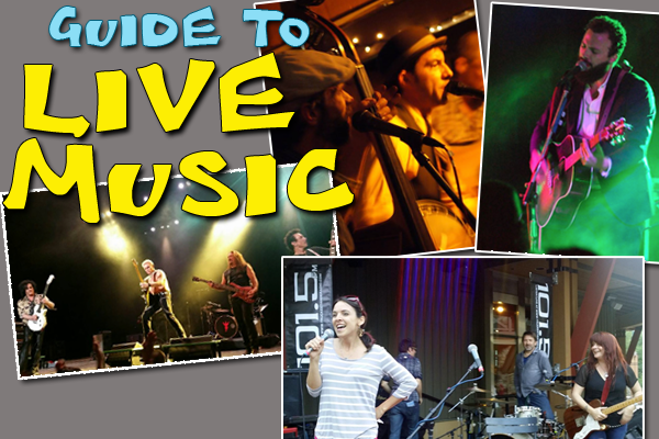 Guide to Live Music